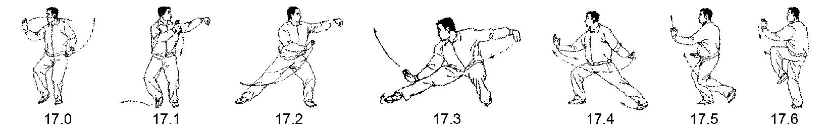 enchainement 17