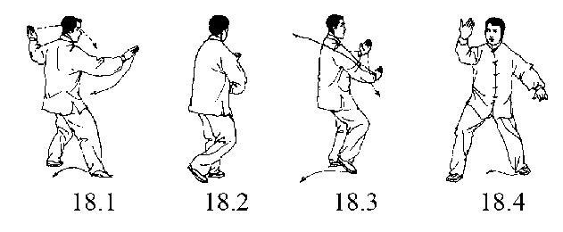 enchainement 18