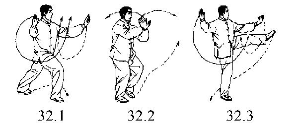 enchainement 32