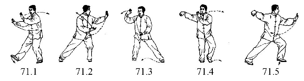 enchainement 71